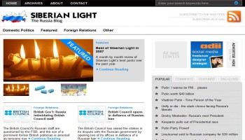 Siberian Light