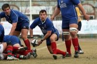 Russian Rugby Scrum Half